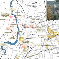 Tour Carrée - Plan de situation - par V.Chapal, Architecte DPLG